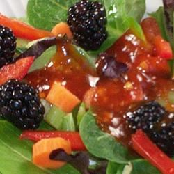 Red Salad Dressing Deb C