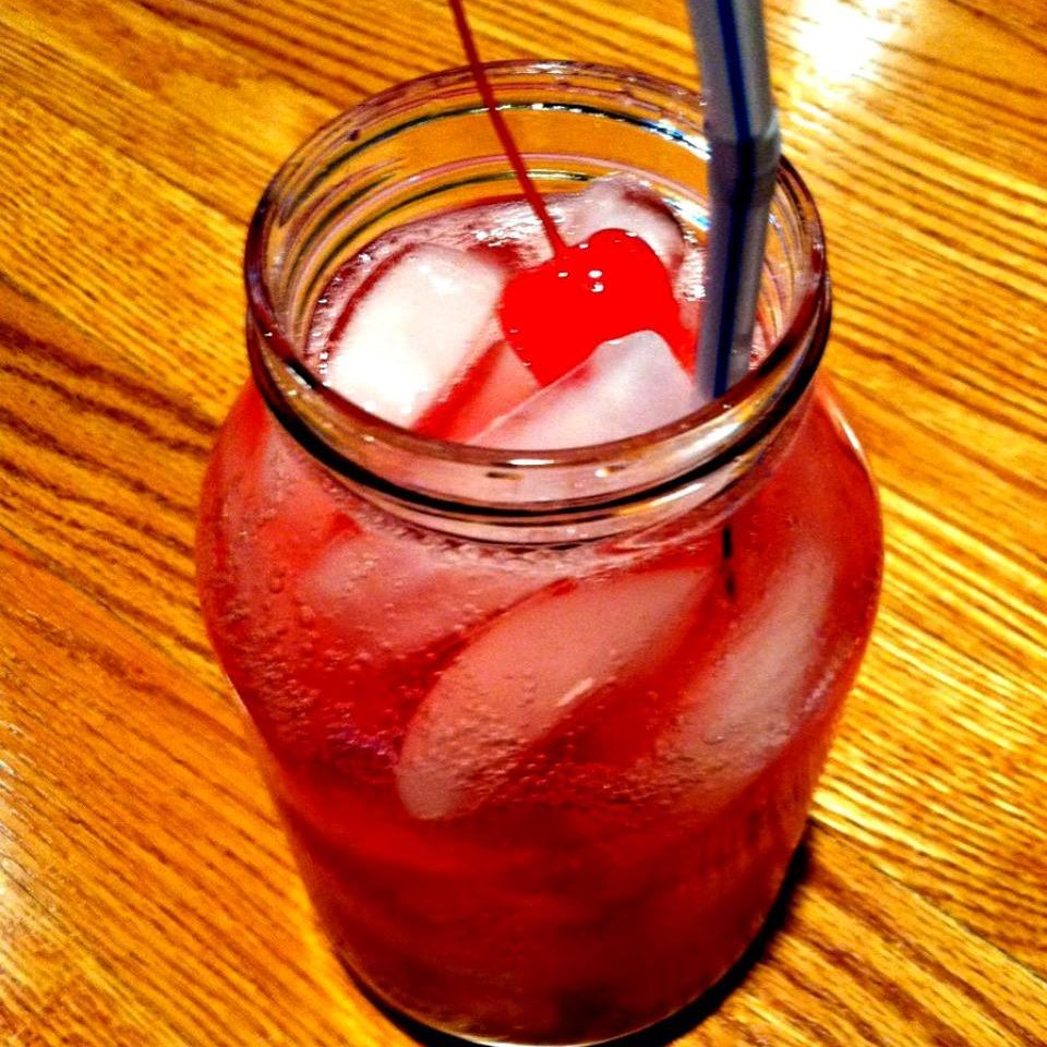 Cranberry-Amaretto Punch
