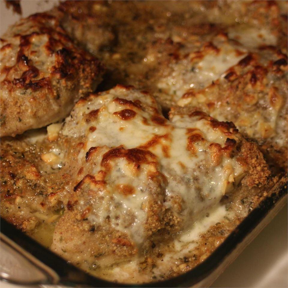 Garlic Lover's Chicken Scott M.
