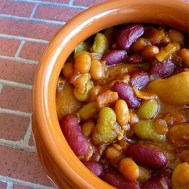 4 Bean Baked Beans Recipe Allrecipes
