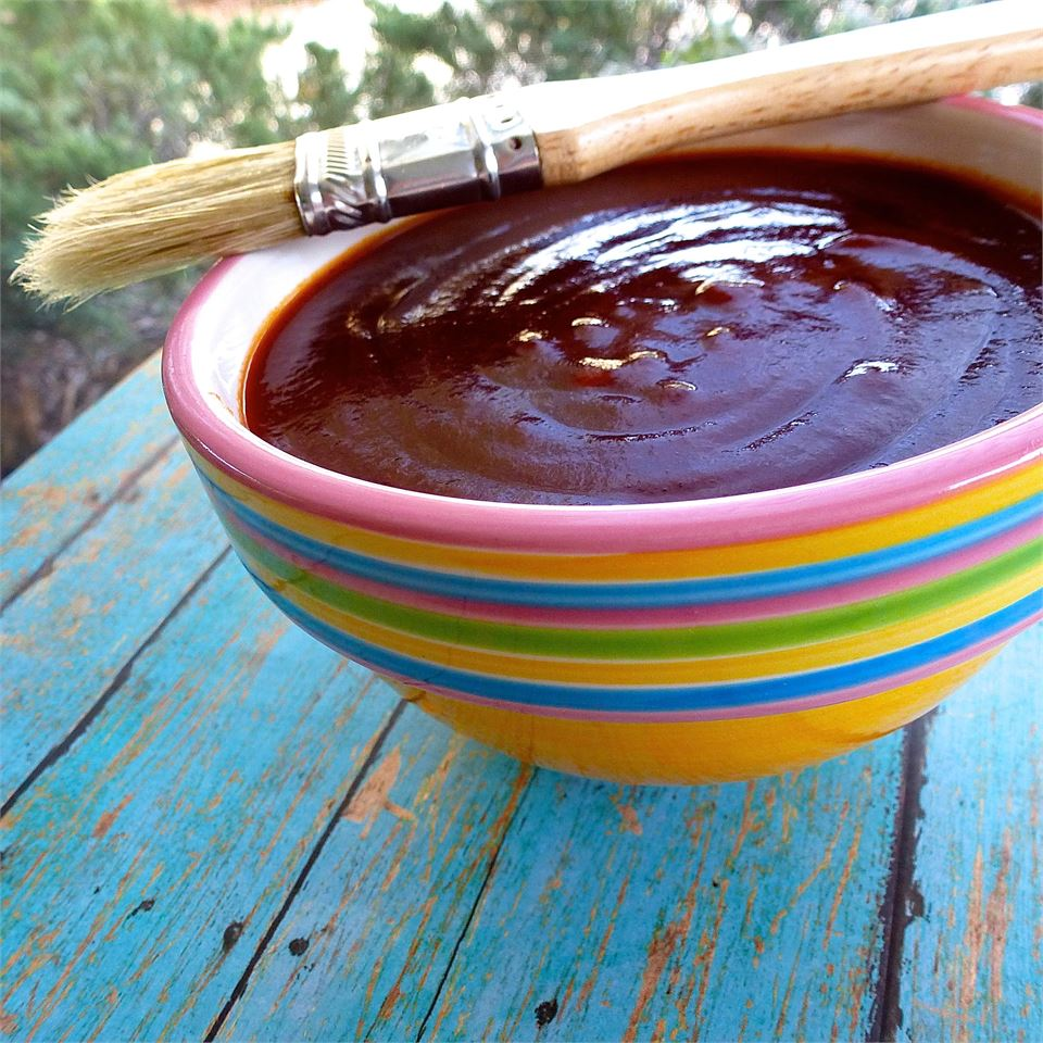 Kansas City Style Barbecue Sauce with Truvia® Natural Sweetener lutzflcat
