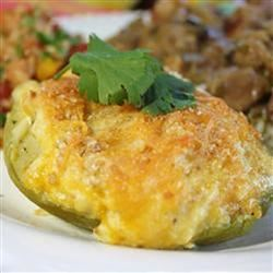 Baked Chayote Squash