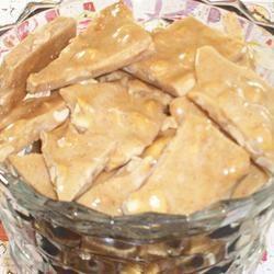 Hot Cinnamon Peanut Brittle Deb C