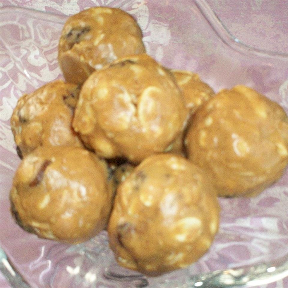 Peanut Butter Clusters