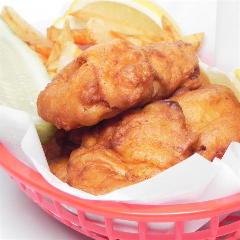 Classic Fish And Chips Recipe Allrecipes