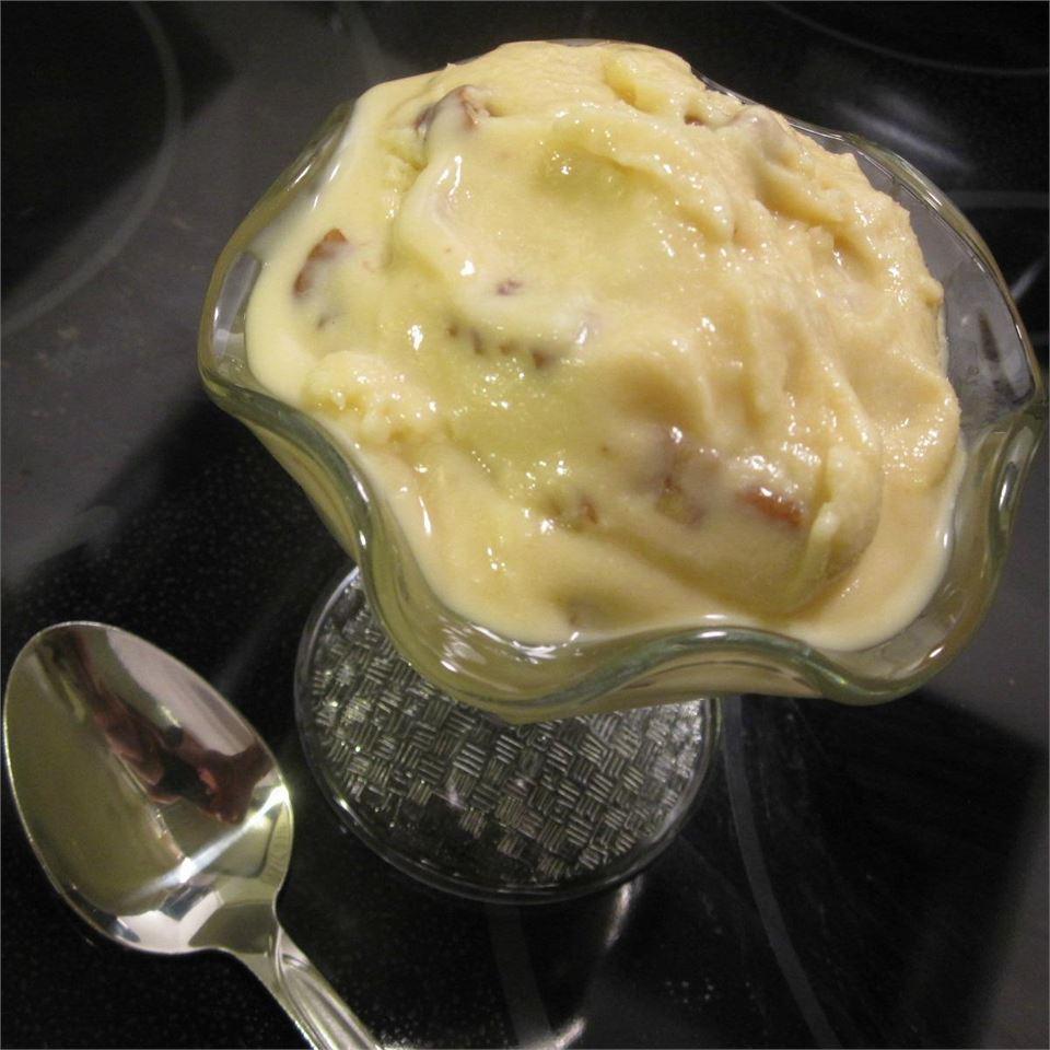Pecan Caramel Ice Cream