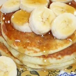 Banana Pancakes the Easy Way Deb C