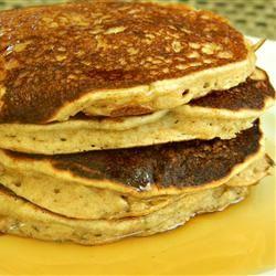 Whole Grain Banana Pancakes Marianne