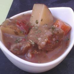 Greek Style Beef Stew