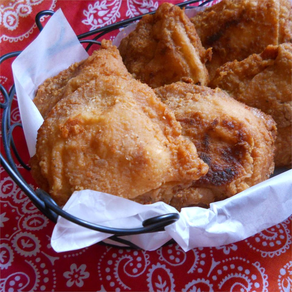 CindyD's Somewhat Southern Fried Chicken