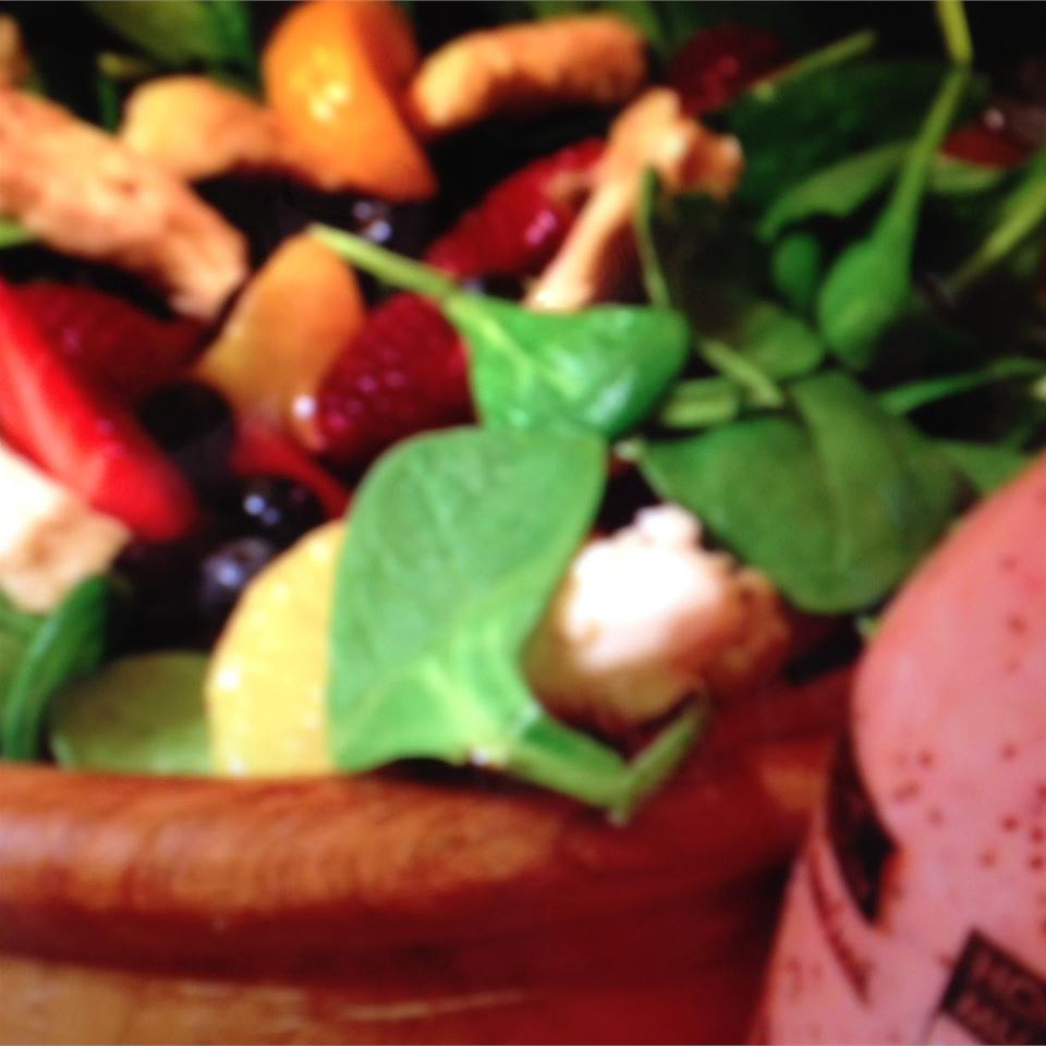 Lime-Berry Chicken Salad Cwby2nz