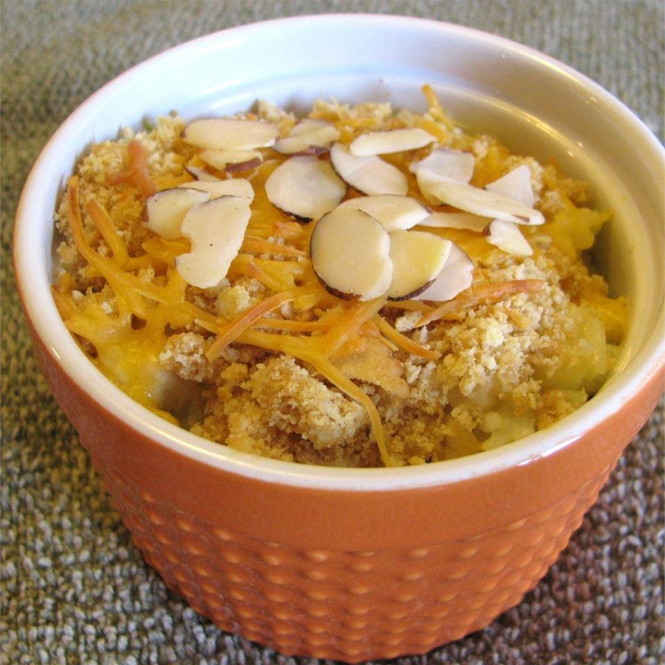 Amazing Almond Chicken Casserole