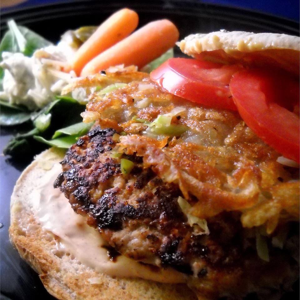 The Cuban Burger 'FRITA'