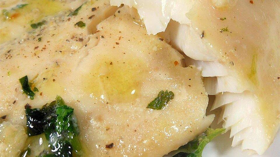Cilantro Lime Catfish