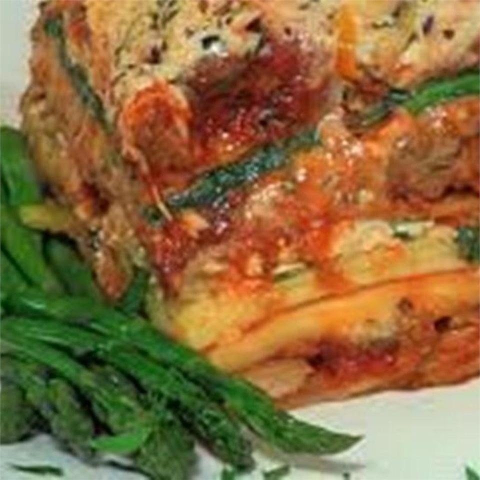 Zucchini Lasagna With Beef and Sausage Laurie