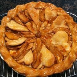Award-Winning Apple Cream Pie afcouwen