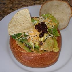 Amy's Barbecue Chicken Salad happywife05