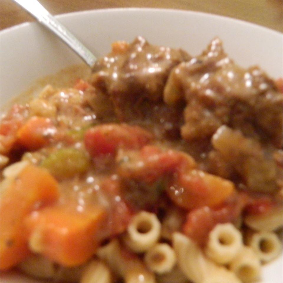 Slow Cooker Hungarian Goulash Amanda
