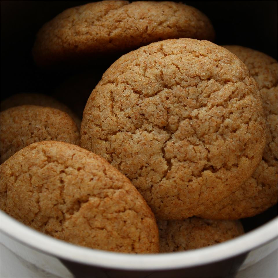 Whole Wheat Snickerdoodles I Marguerite