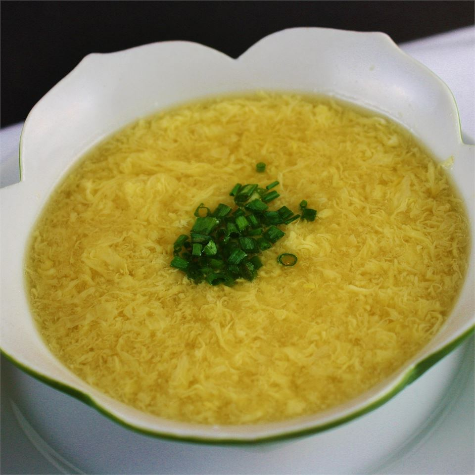 Egg Drop Soup Better Than Restaurant Quality Recipe Allrecipes