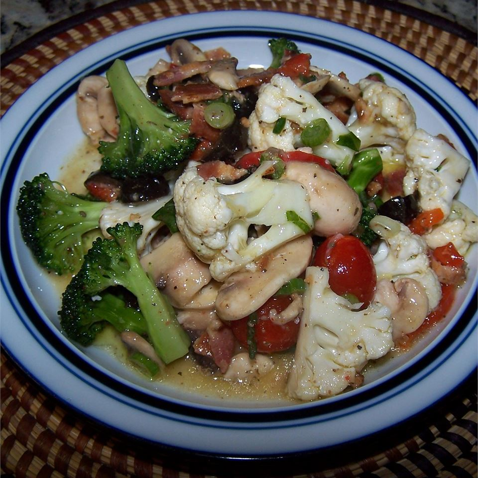 Harold's Salad Andrea Young