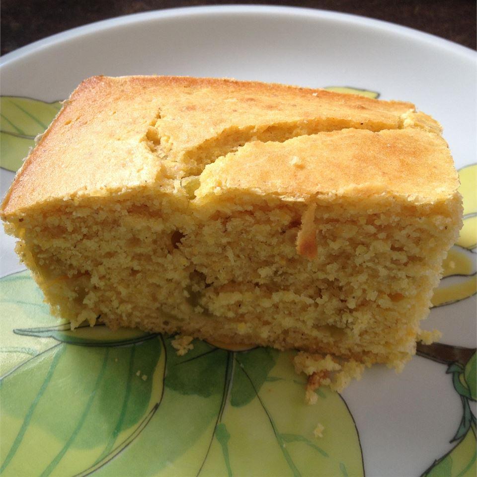 Sweet Jalapeno Cornbread amieshafer