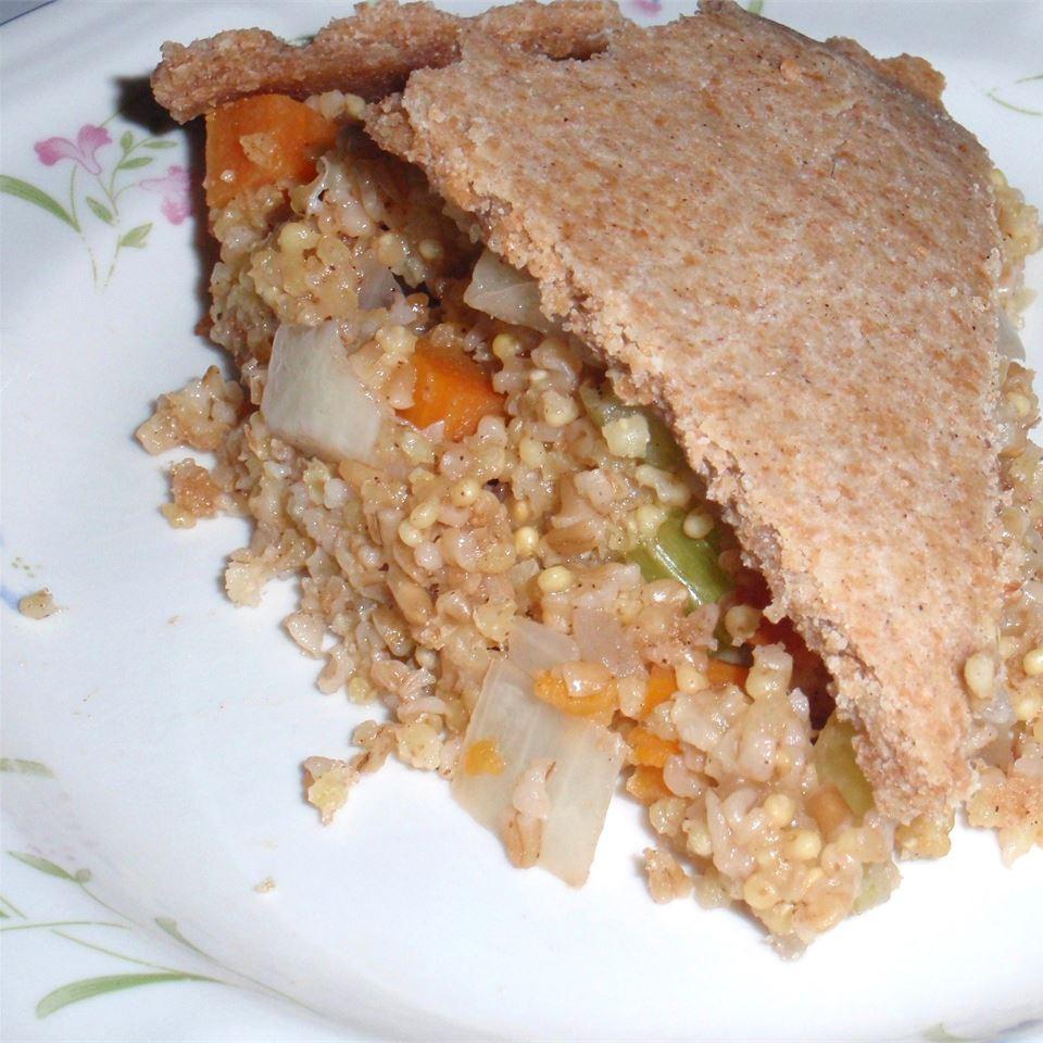 Millet Pie sueb