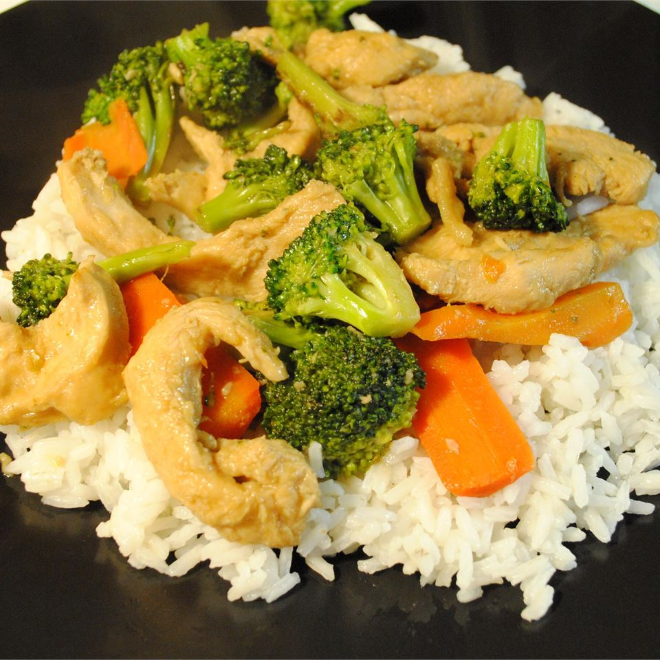 Chicken Stir Fry Recipe Allrecipes