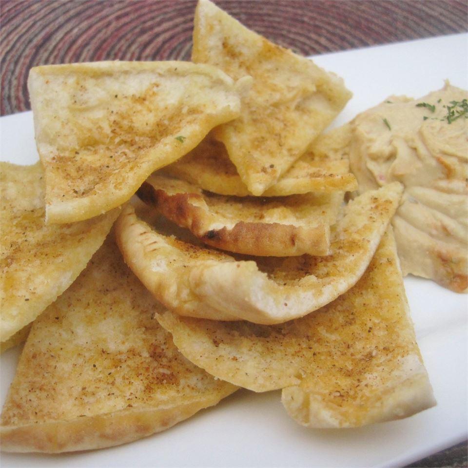 Perfect Pita Chips