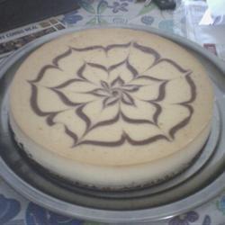 Brownie Chocolate Chip Cheesecake cloudycook