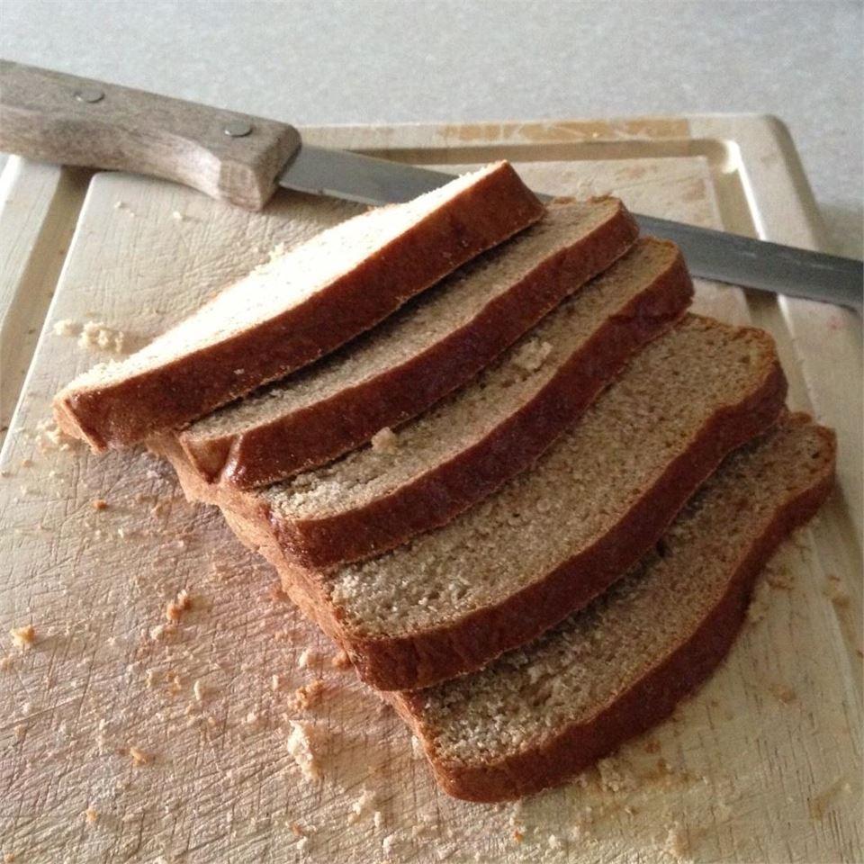 Classic Whole Wheat Bread RebeccaD