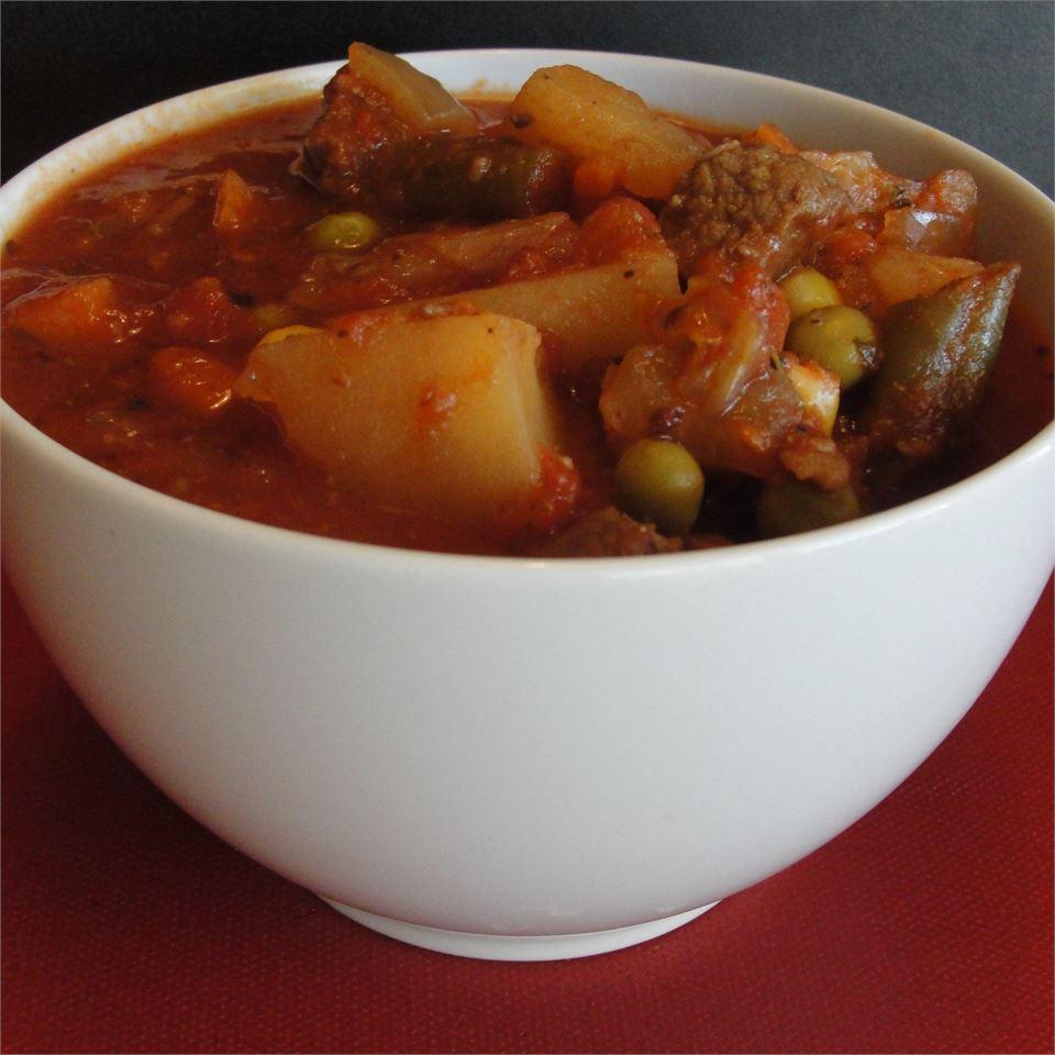 Alison's Slow Cooker Vegetable Beef Soup Rock_lobster