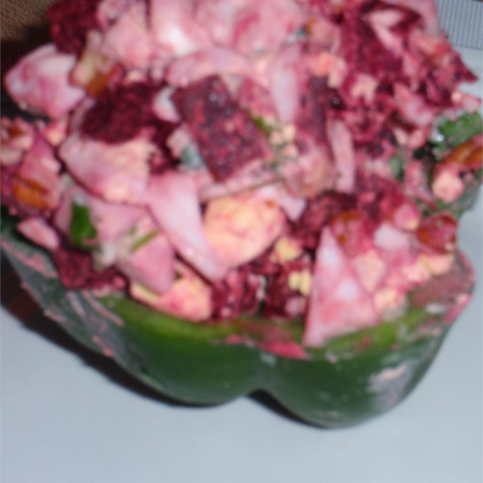 Easter Egg Salad With Beets sueb