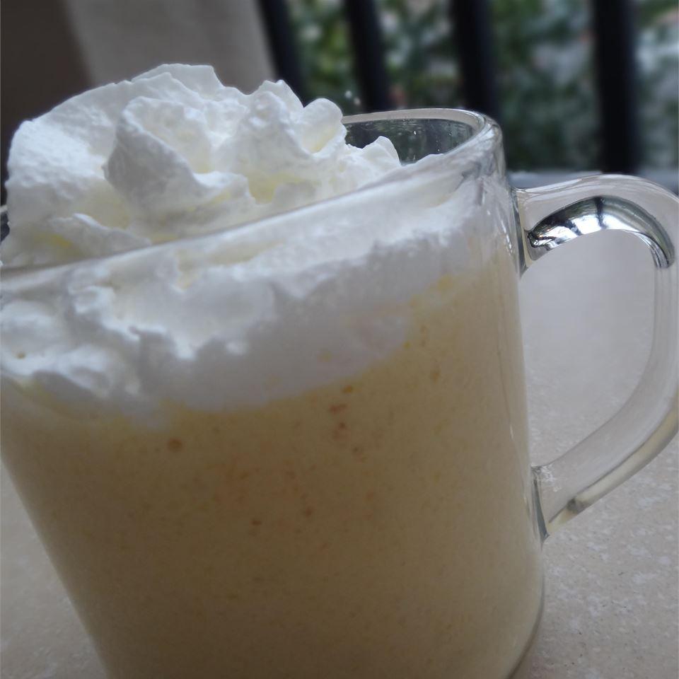 Creamy Mango Smoothie House of Aqua