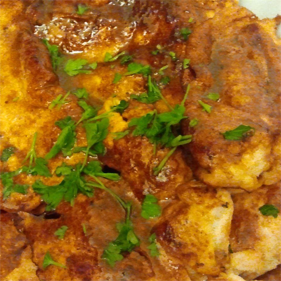 Pork Tenderloin Diane jadedgurl