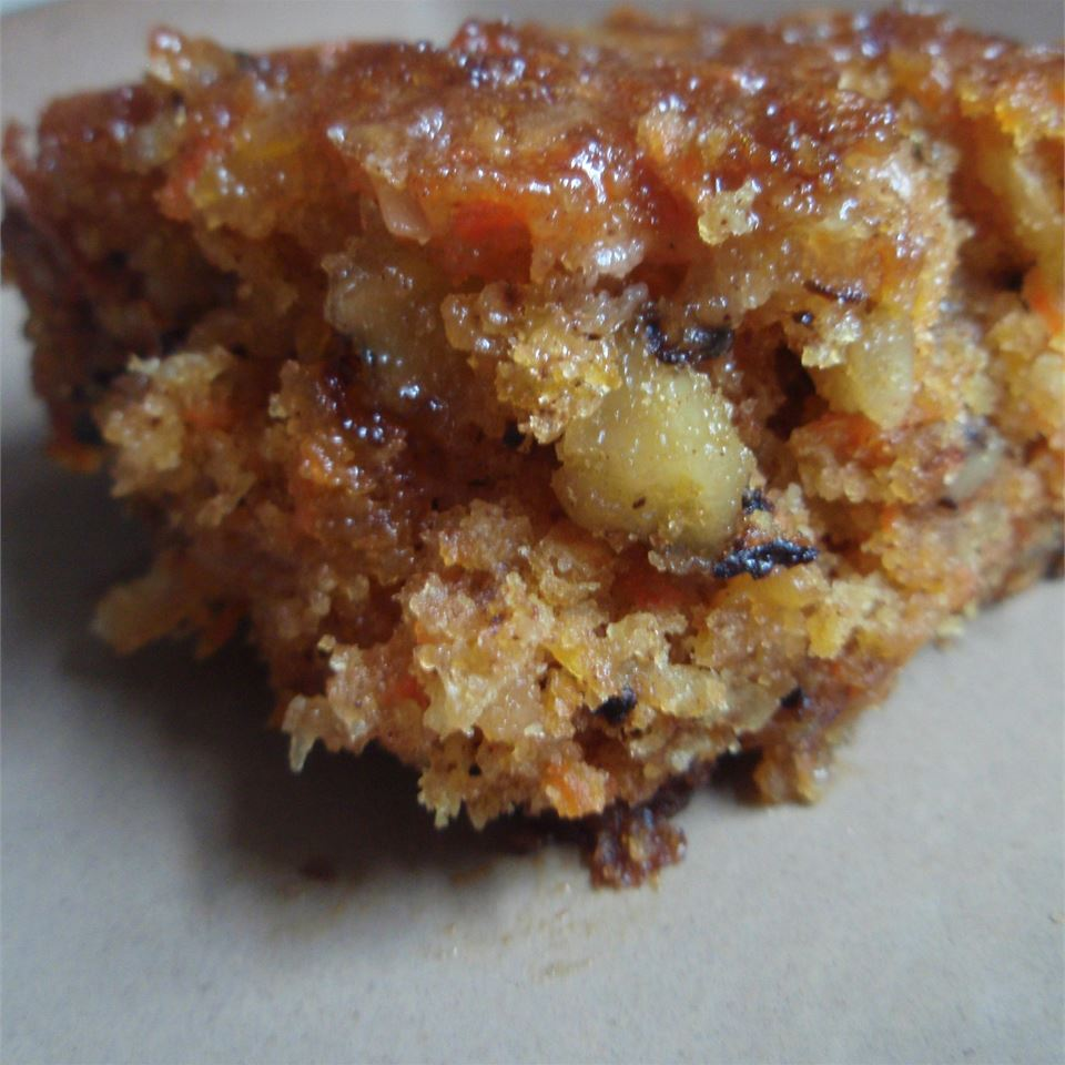 Grandma's Carrot Cake Jacqueline Jansen