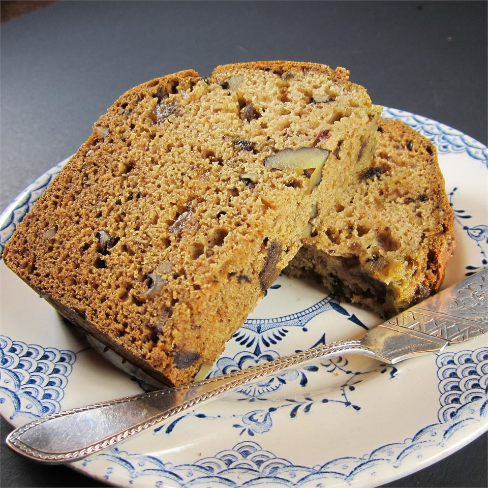 Dee's Date and Nut Bread Joan Donahue