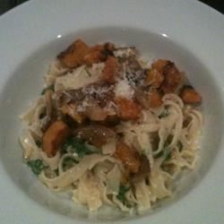 Winter Pasta with Brown Butter, Squash, and Arugula stefychefy