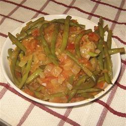 Greek Green Beans ChristineM