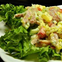 Ham Salad for Two