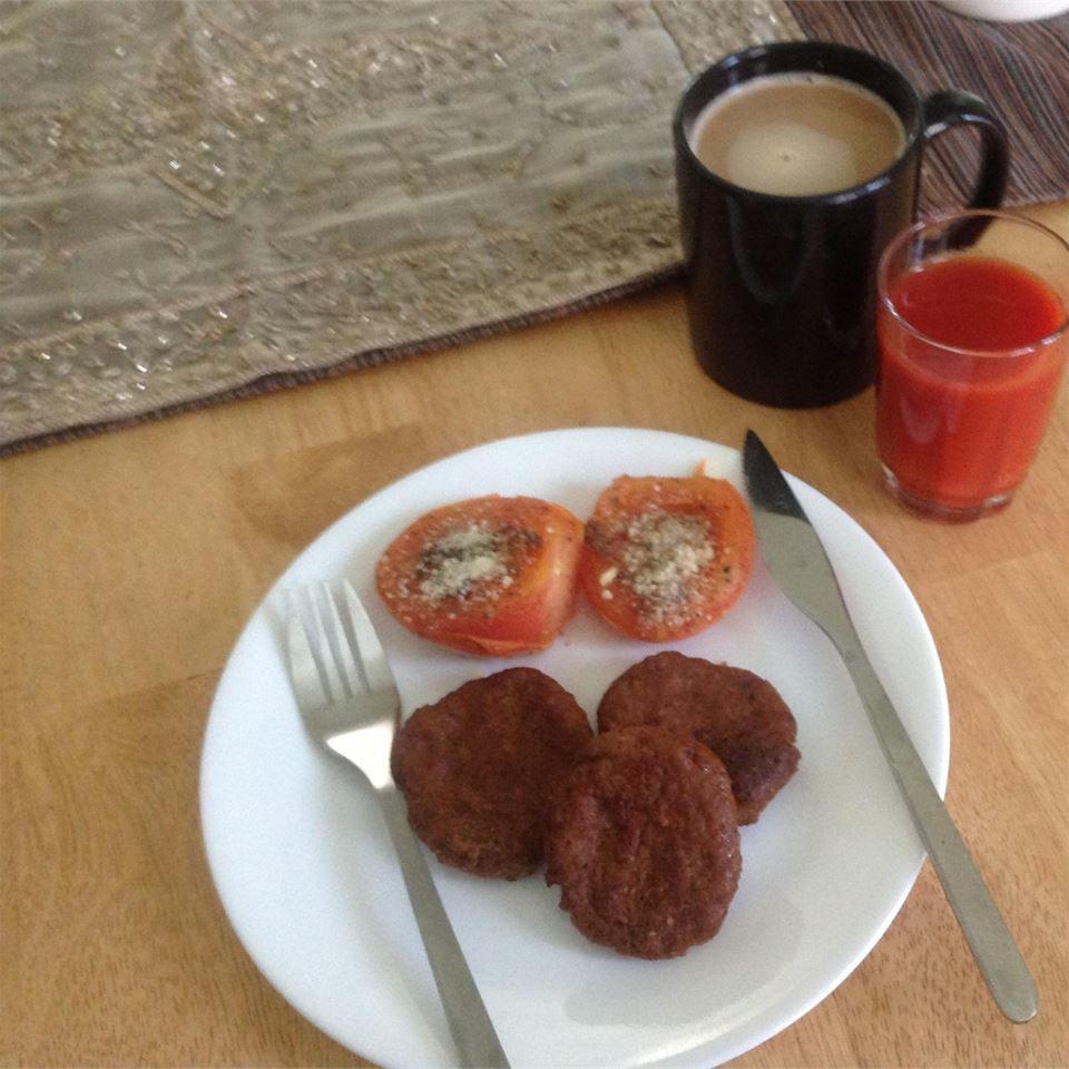 Grilled Tomatoes babymama'10