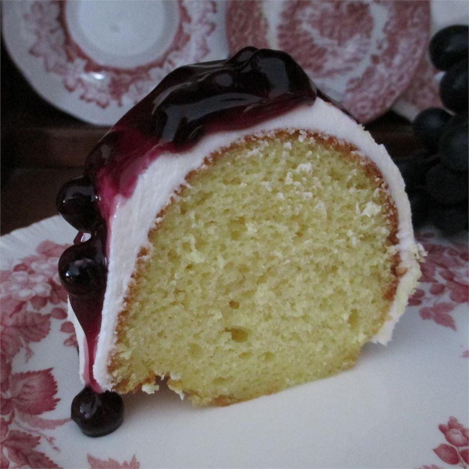 Bundt Cake Fruit Celebration Nicole
