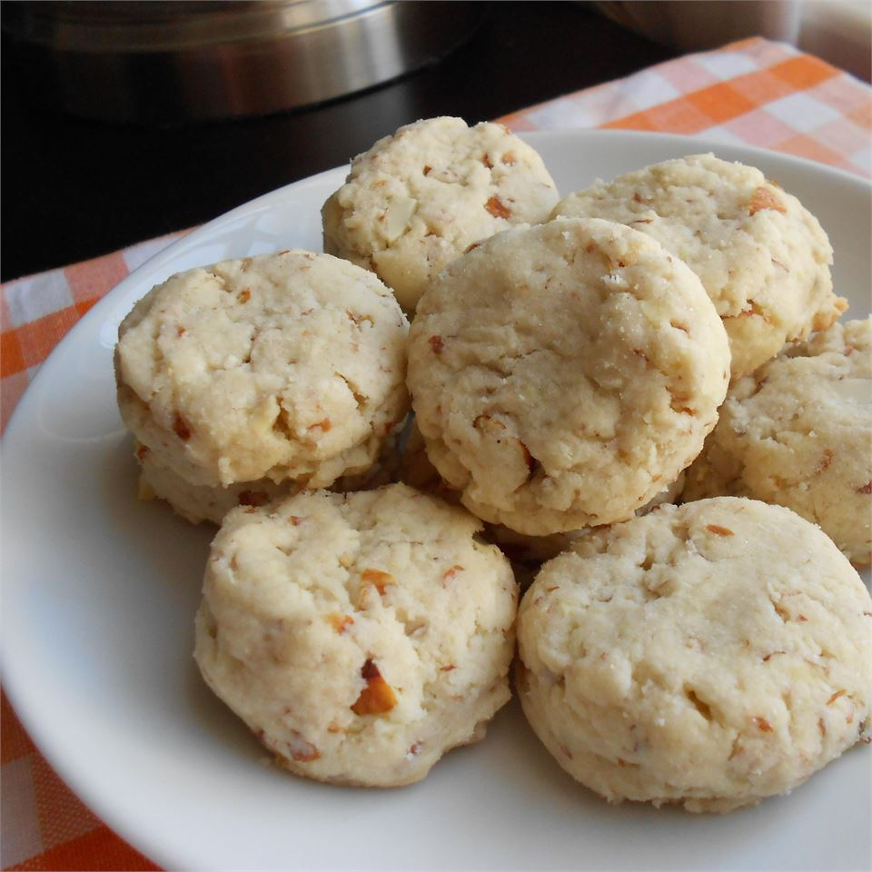 Easy Almond Butter Cookies