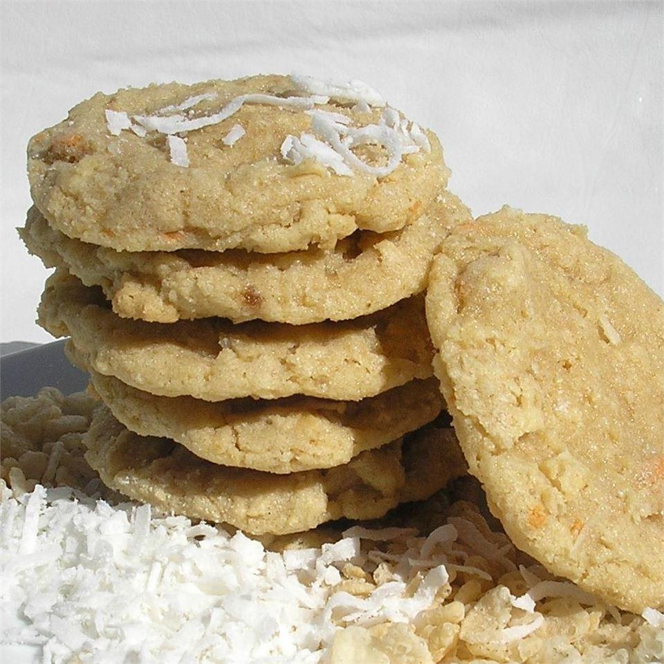 Grandmother's Oatmeal Coconut Cookies JULES2JEWELS