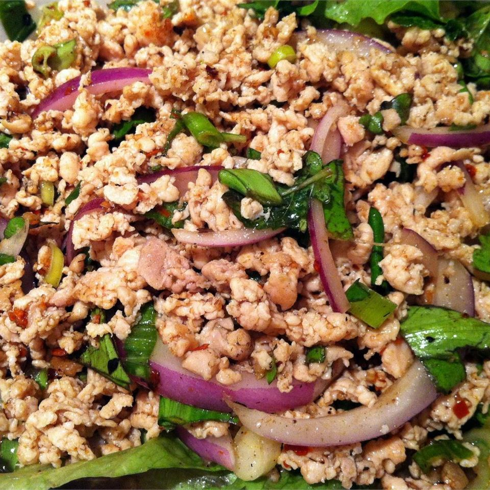 Thai Chicken Larb