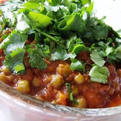 Indian Matar Paneer (Cottage Cheese and Peas) Meowz