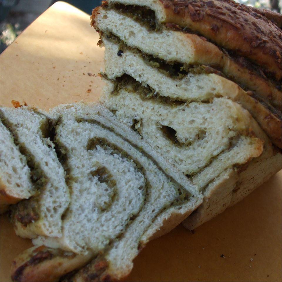 Buttermilk Honey Bread marljong