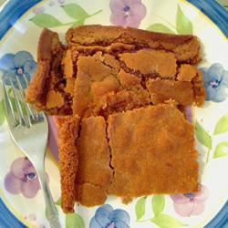 Butterscotch Brownies I **Trinity**
