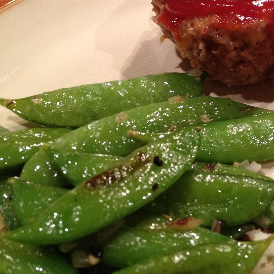 Sugar Snap Peas Staci