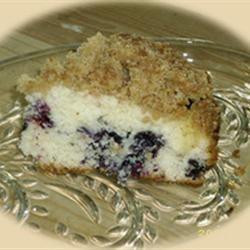Blueberry Buckle KOseguera